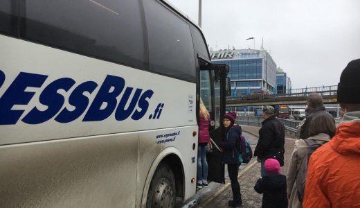 ヘルシンキからタンペレまでの行き方は?バスと電車でのアクセス方法を紹介する
