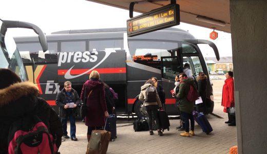 タリンからリガまでの移動方法は?超快適なバス「Lux Express」に乗って行ってきた