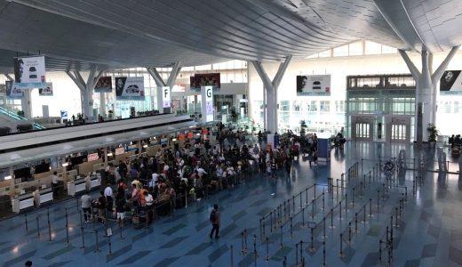 初めてのアメリカン航空!羽田空港からロサンゼルス国際空港までの搭乗レポート