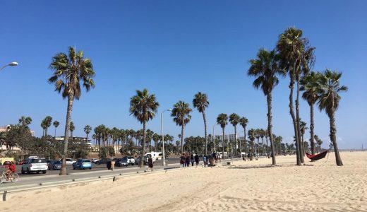 サンタモニカを観光!ロサンゼルス国際空港からの行き方、ビーチ、宿を紹介します