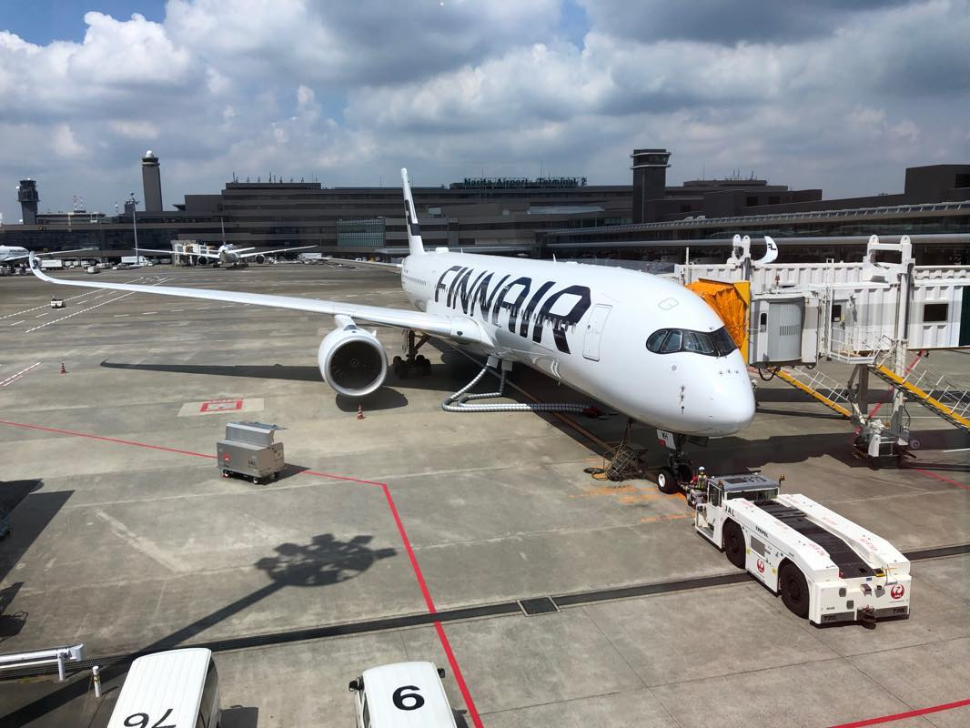 フィンエアー の機体