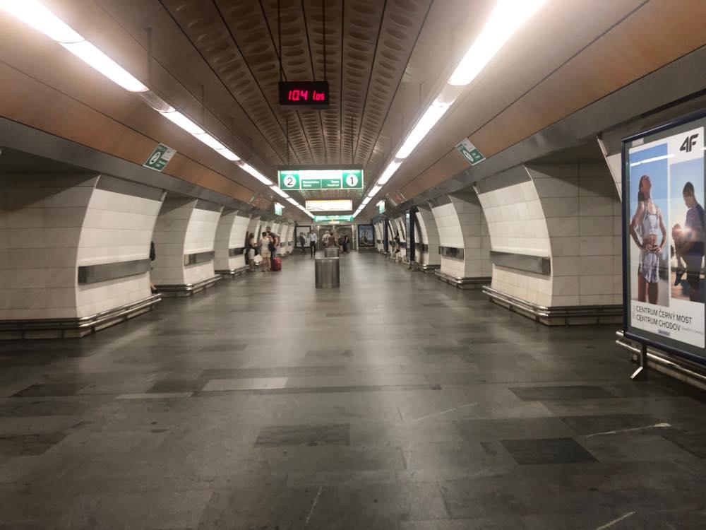 Muzeum駅