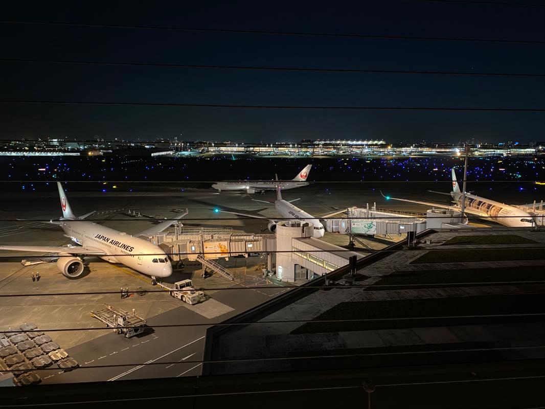 JALの機体